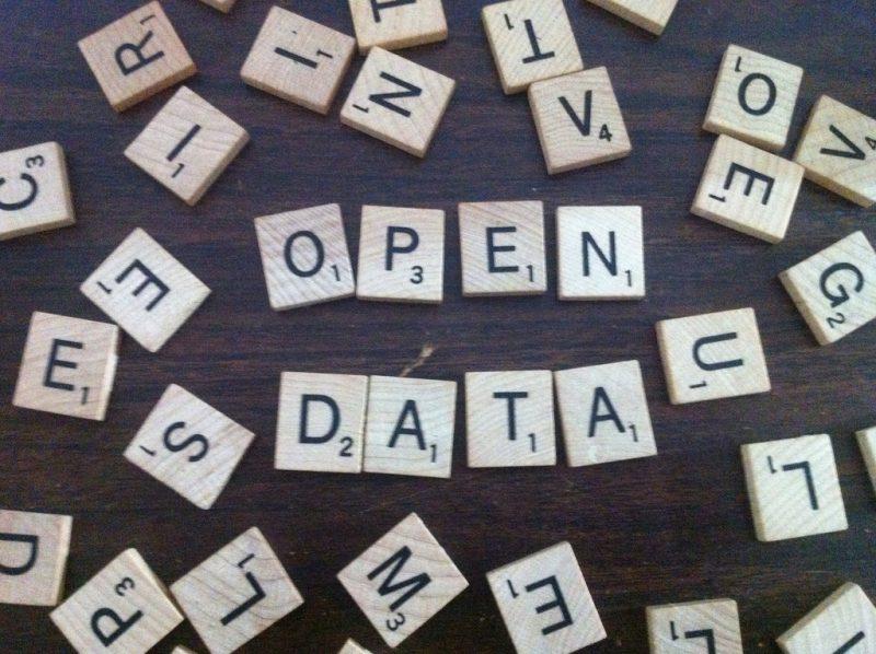 Öppna data i form av Alfapet