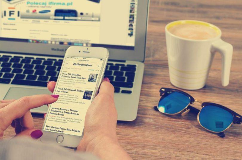 En digital arbetsplats är både mobil och dator?