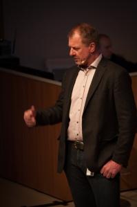 Lars Rydhede, personaldirektör på Sahlgrenska