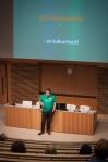 Anders Johansson introducerar till förändringsresan med att etablera en patientwiki
