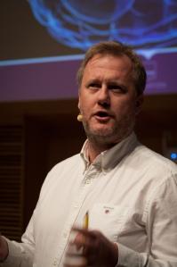 Johan Hoffman föreläste om gamification