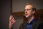 Anders Frick föreläste om mhälsa och potentialen i framtiden